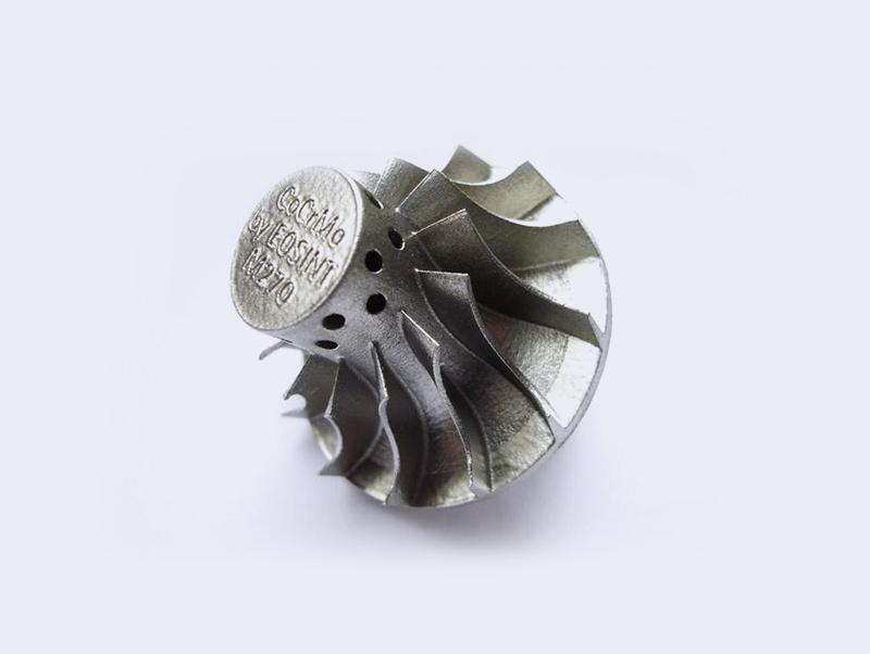 Metal impellers