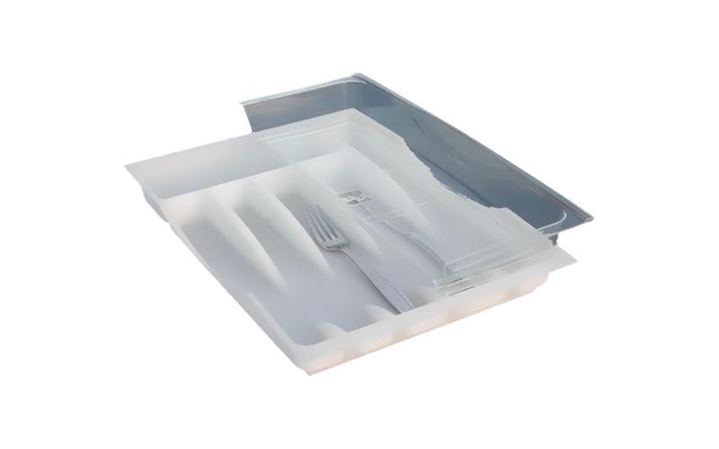 Utensil tray prototype
